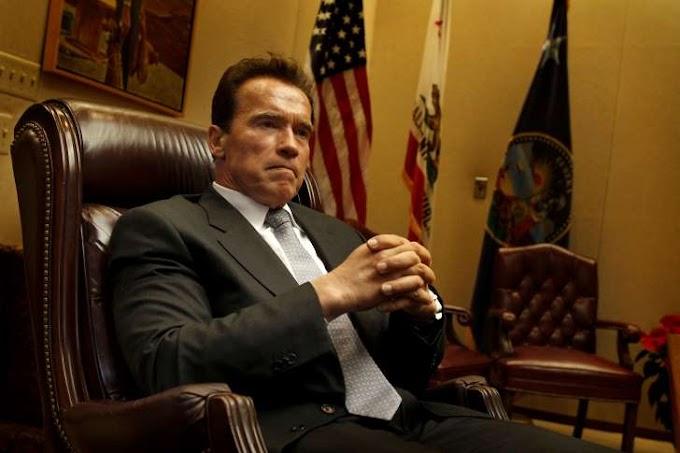 Schwarzenegger: 'I would've run' for president (if not for that constitutional problem)