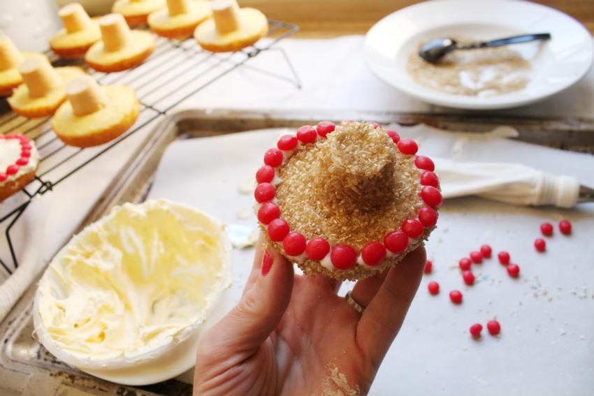 Corner Blog Donut Pan Idea No 48 Sombrero Cakes