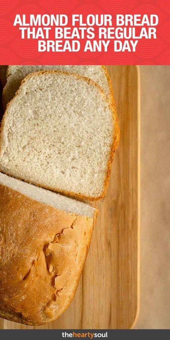 Rustic Almond Flour Bread