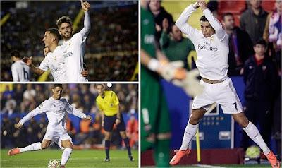 Hasil Lengkap Pertandingan Real Madrid vs Celta Vigo Mega bintang Kembali Unjuk Gigi