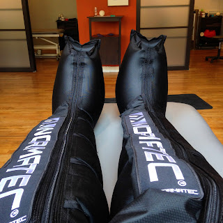 Finishline Physical Therapy, NormaTec, recovery boots