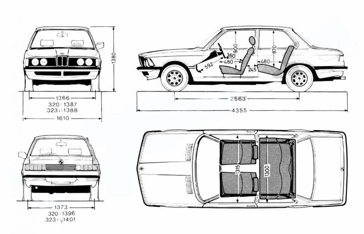 the320i.blogspot.com: E21 Diagram