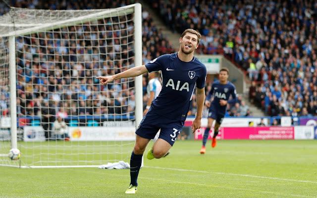 Rahasia Ben Davies Jadi Kartu AS Tottenham