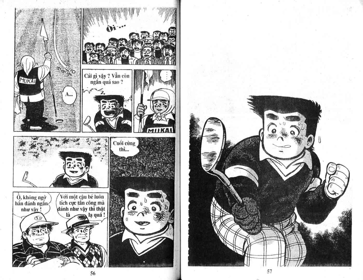Ashita Tenki ni Naare chapter 40 trang 26