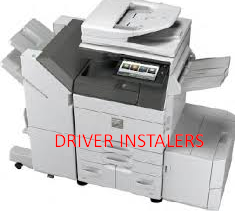 Sharp MX-6070N Driver Download and Instalers