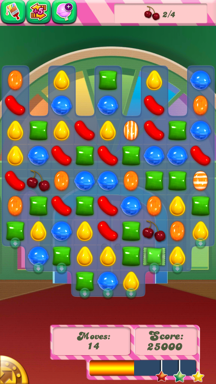 Pink and Blue Review: Apps: Candy Crush Saga by King.com