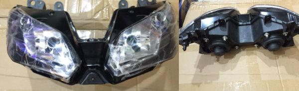 Headlamp Ninja 250 FI Grade A