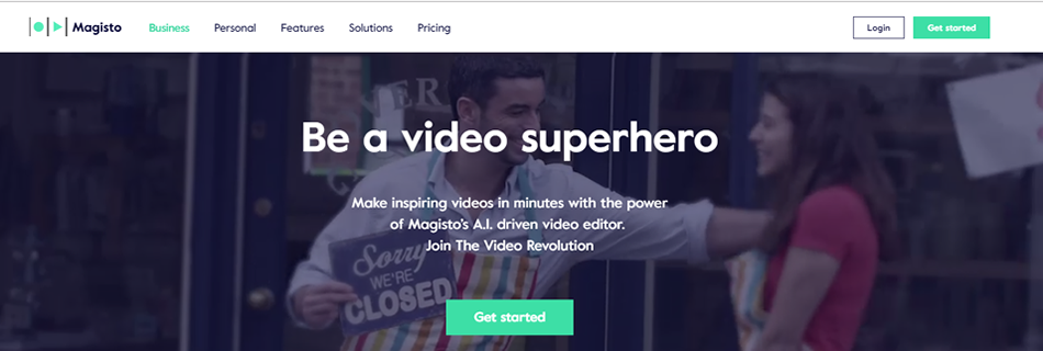 Magisto is the fastest way to accelerate your video marketing