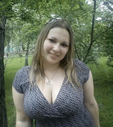 russian Amateur busty