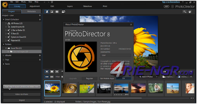 CyberLink PhotoDirector Ultra 8.0.3006.0 Full Terbaru
