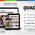 Quadrum - Multipurpose News and Magazine HTML Template