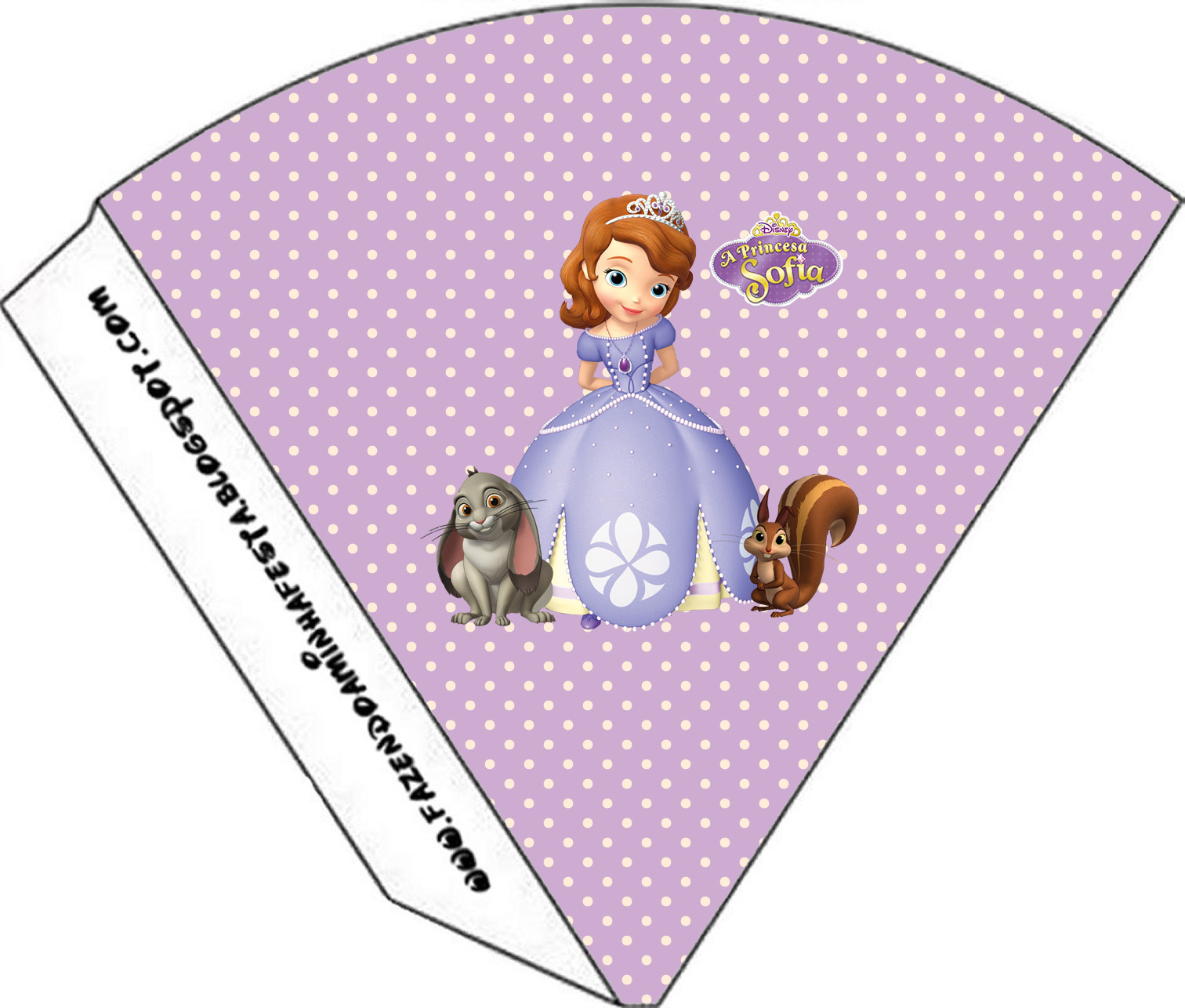 Princess Sofia The First Party Free Printables Oh My Fiesta