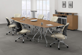 Global Bungee Conference Table Set