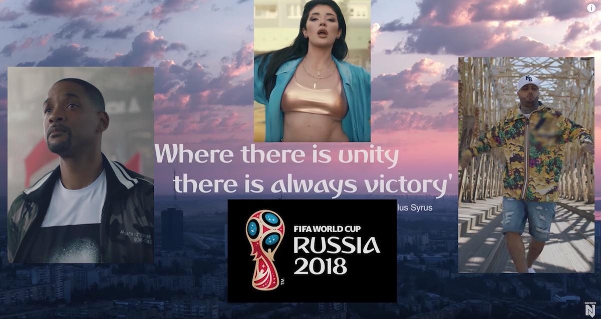 inno ufficiale mondiali calcio russia 2018