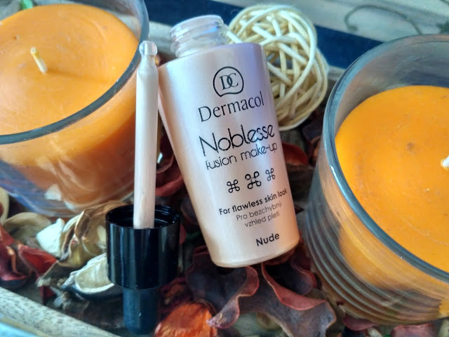 Dermacol Noblesse Fusion make-up pipetka