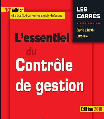 L'essentiel du contrôle de gestion PDF 2018
