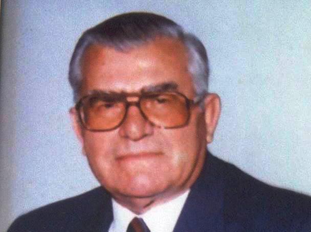 40/ήμερο μνημόσυνο Νικολάου Αθ. Χριστόπουλου