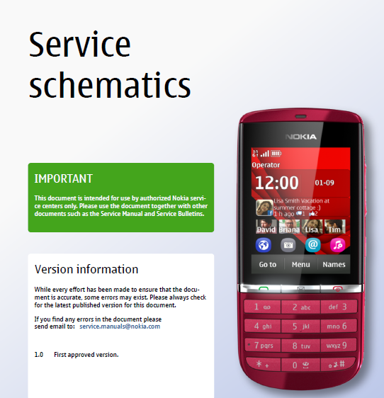 download schematic nokia asha 300 rm 781 servise smartphone rh servisesmartphone blogspot com Nokia Lumia 520 Manual Nokia Lumia 521 Manual