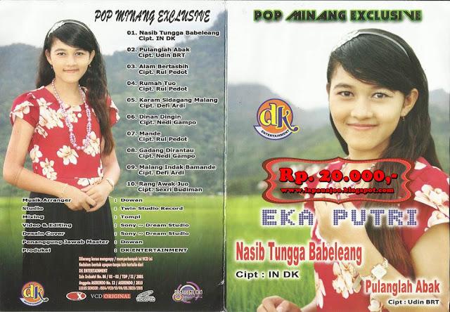 Eka Putri - Nasib Tungga Babeleang (Album Pop Minang Exclusive)