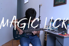 Magic Lick! | Guitar Lick | Legato Lick with Chromatic Scale