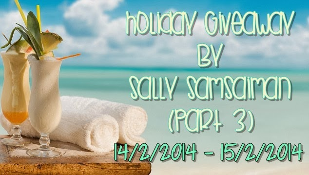 http://sallysamsaiman.blogspot.com/2014/02/holiday-giveaway-by-sally-samsaiman.html
