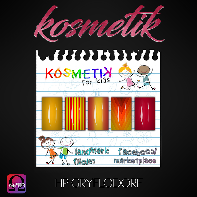 ".kosmetik New Kids Nails ""Leviosa!"""