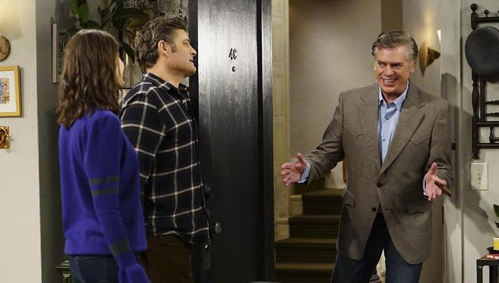 Living Biblically - Episode 1.05 - Honor Thy Father - Press Release