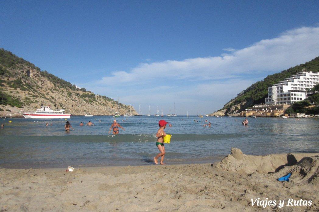 Cala longa, Ibiza