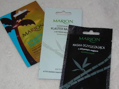 Oczyszczający plaster na nos z aktywnym węglem, Marion | WYNIKI