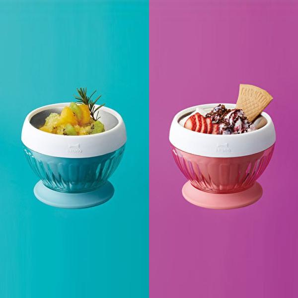 BRUNO ブルーノ アイスクリームココット BHK124 アイスクリームメーカー アイスメーカー ココット フローズンメーカー 家庭用 シェイク 手作りアイス