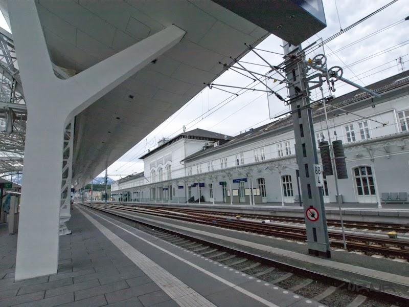 Bahnhof, Salzburg