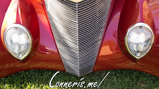 1937 Ford 2 Door Sedan Front