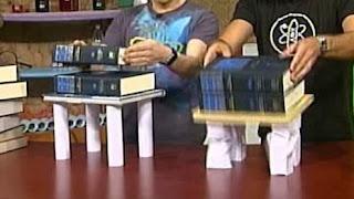 Percobaan Menguji Kekuatan Kertas