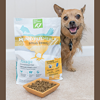 Only Natural Pet MindfulMeals Organic Small Breed Dog food review