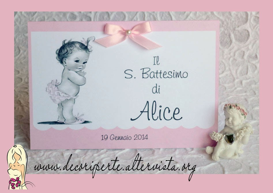Amato DECORI PER TE - Decori per Matrimonio e altre Occasioni & Eventi  ND32