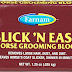 Free Slick N' Easy Horse Grooming Block