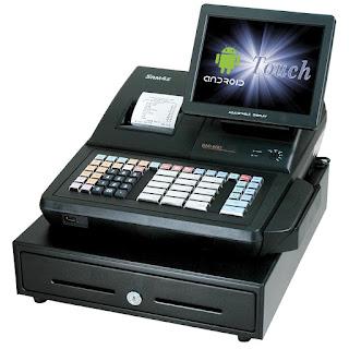 The SAP-630R is the best convenience store cash register