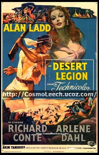 Poster do filme Legião do Deserto