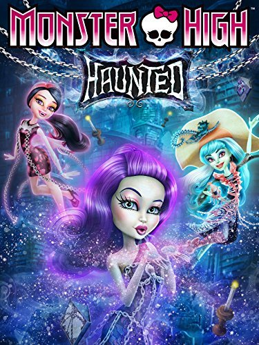 Monster High: Fantasmagóricas (TV) (2015) [BRrip 1080p] [Latino]