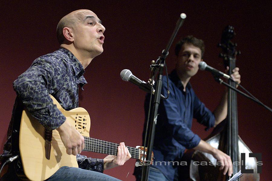 Vincenç Solsona amb Pau Lligadas, Auditori Vinseum, Vilafranca del Penedès, 13-abril-2019