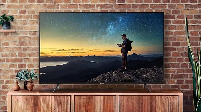 Samsung 40NU7125: panel 4K de 43'' + soporte HDR nativo