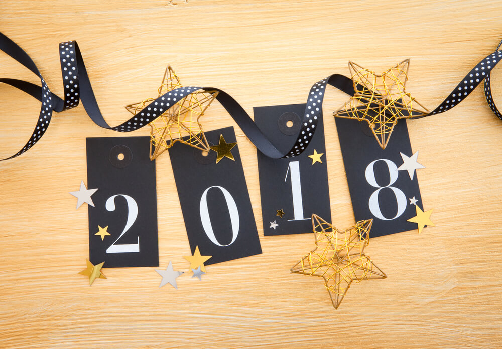 Latest New Year 2018 Images