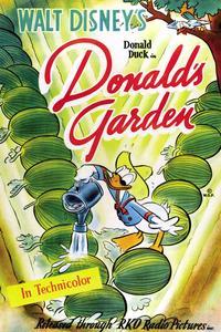 Watch Donald's Garden Online Free in HD
