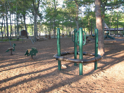 Johnny Kelley Play Area