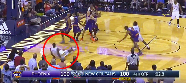 HIGHLIGHTS: Overtime Thriller between Phoenix Suns and New Orleans Pelican (VIDEO)