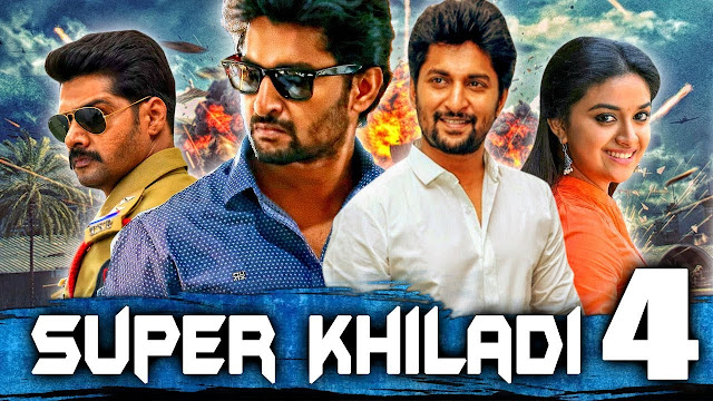 Super Khiladi 4 (Nenu Local) Hindi Dubbed Full Movie download 720phd