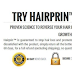 Control Hair Loss with Hairprin