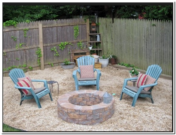 Best Gravel For Patio Base Furniture