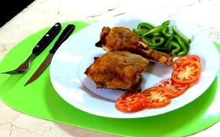 receta pollo frito a la cubana