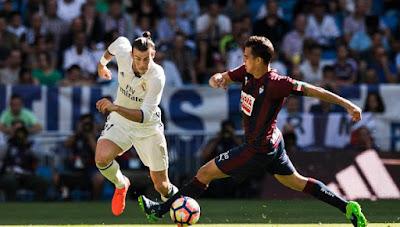 Real Madrid gana 1 a 4 al Eibar